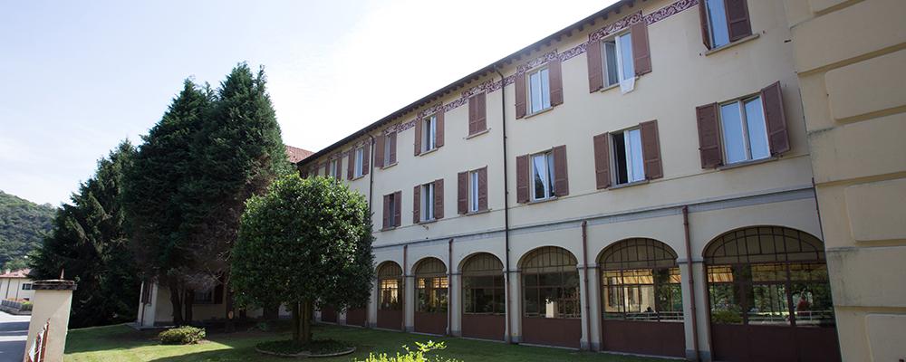 Residenza Riccardo Bauer Berzonno di Pogno