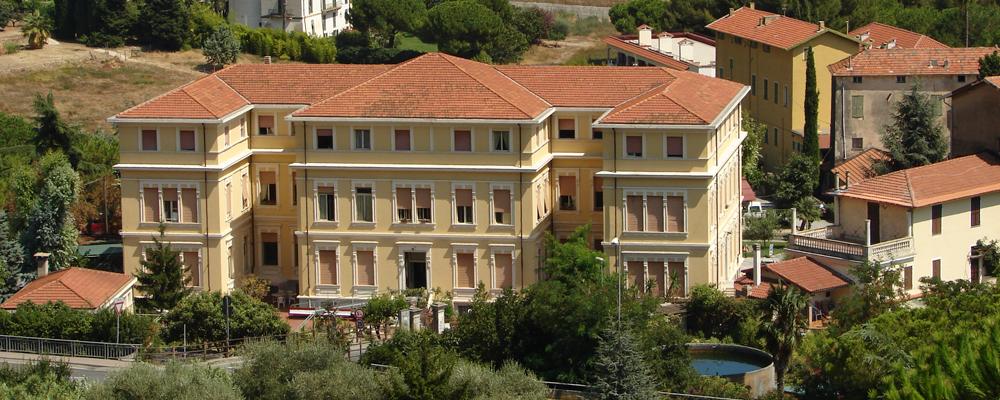 Residenza Ernesto Chiappori - Ventimiglia