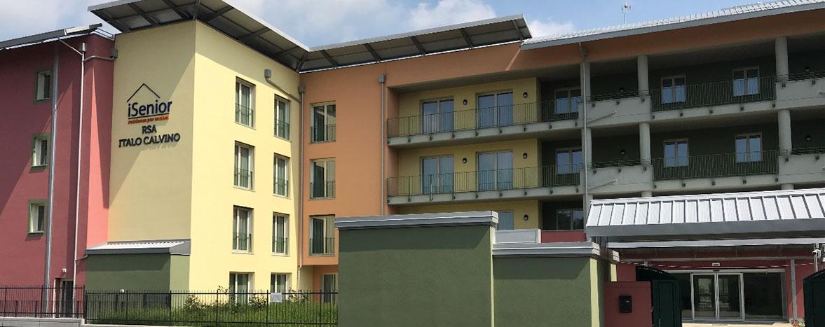 Residenza Italo Calvino Orbassano (TO)